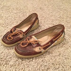SPERRY women's top-sider